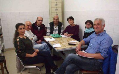 Lancement de l'UL de Carmaux – Élection du bureau